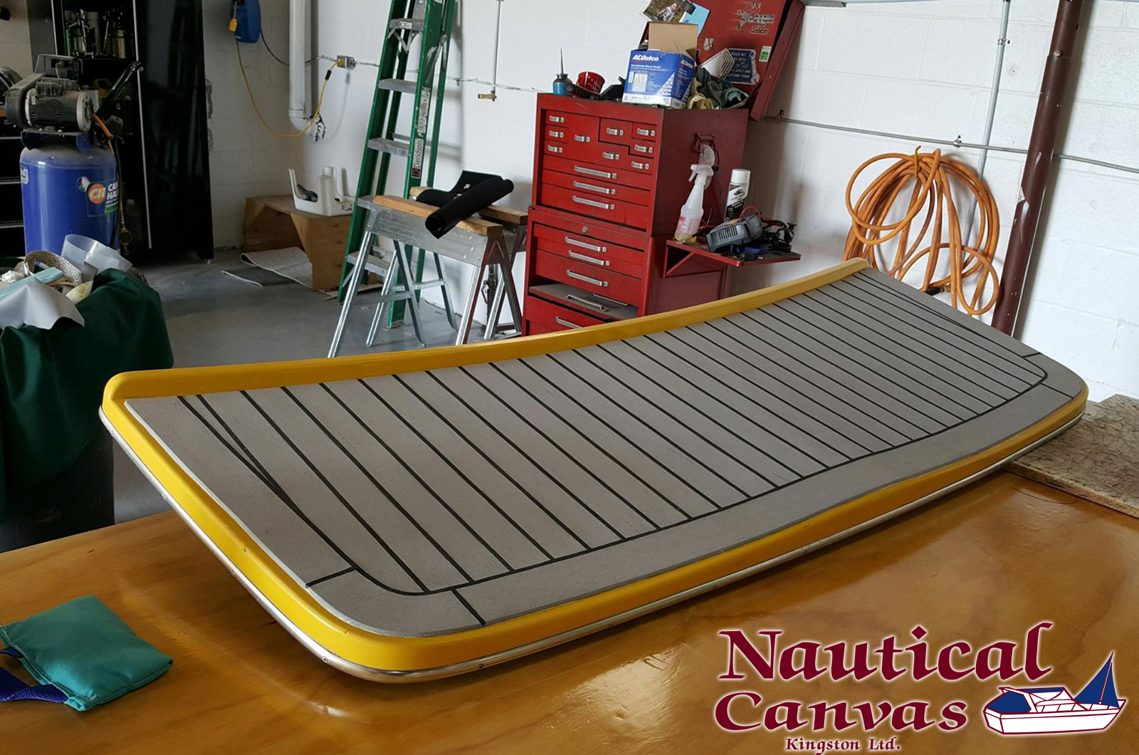 custom-boat-marine-flooring-deck-platform-kingston-ontario
