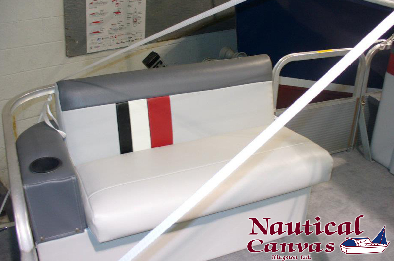 Nautical Canvas Kingston - View our Portfolio of Custom Marine Products